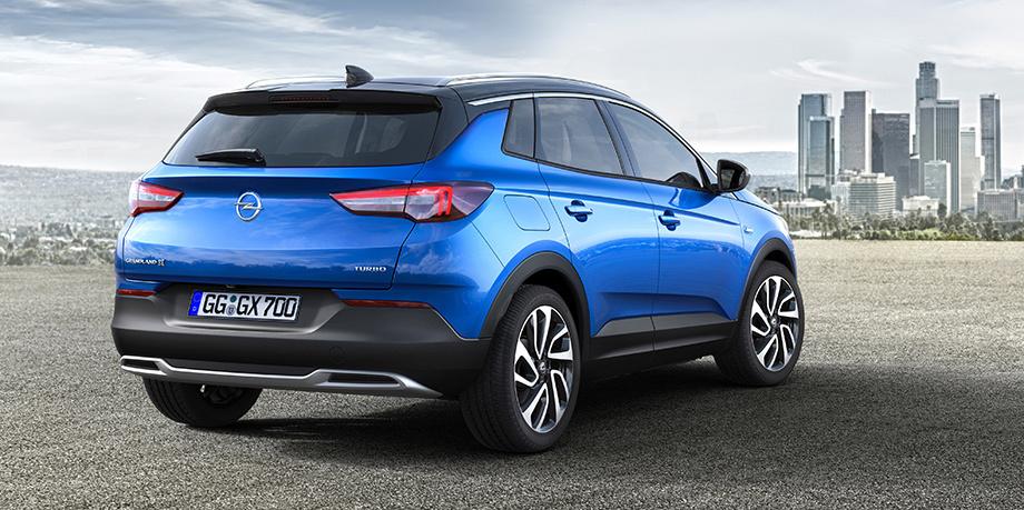 Картинки по запросу Opel Grandland X