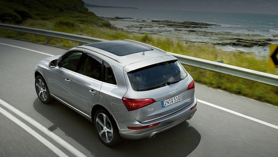 Audi q5. Прозрачная крыша с люком уже становилась причиной масштабного отзыва «ку-пятого» в США пять лет назад. Выяснилось, что при сильном морозе стекло может лопнуть. Тогда на ремонт для замены передней секции крыши отправились 13 172 автомобиля.