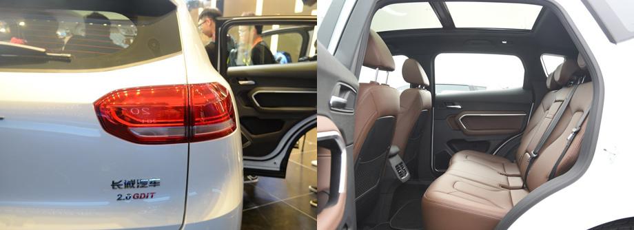 Журналисты, рассмотревшие автомобили на выставке, отрапортовали о завидном пространстве внутри, а ещё отметили высокое качество отделочных материалов как на вид, так и на ощупь.