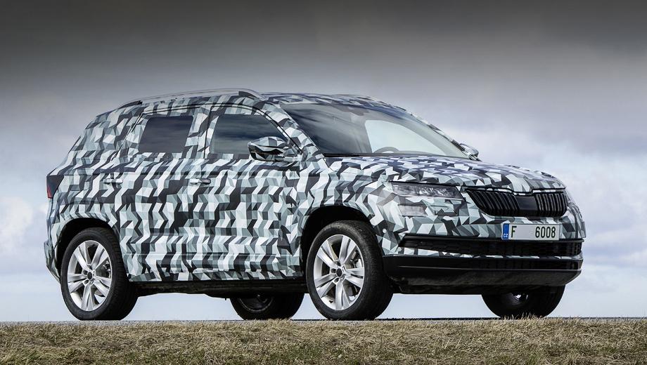 Skoda yeti,Skoda karoq. Первым международным автосалоном, где покажется Skoda Karoq, станет Франкфуртский, который пройдёт в сентябре этого года. Европейские дилеры начнут принимать заказы до конца 2017-го.