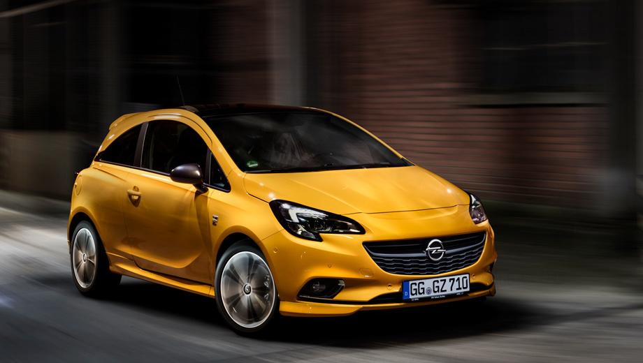 Opel corsa. Несмотря на скорый закат Opel Corsa E на европейском рынке держится молодцом. В 2016 году немцы продали 263 416 машин. Впереди только Renault Clio (310 944 штуки), Volkswagen Polo (307 462) и Ford Fiesta (298 999). За тот же период Peugeot 208 нашёл в Старом Свете 247 379 покупателей.