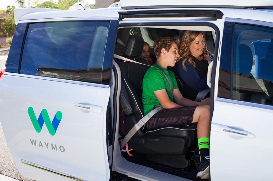 «Дочка» Alphabet, разрабатывающая самостоятельные такси, начала сотрудничать сконкурентом Uber