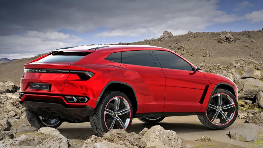 Lamborghini urus. Концепту Urus на днях исполнилось пять лет! Однако премьера серийного Уруса с «твинтурбовосьмёркой» 4.0 мощностью 650 л.с. и ценой около 200 000 евро состоится в этом году.