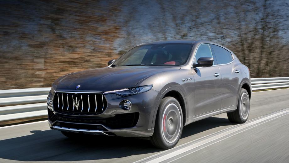 Maserati levante. В Европе за год (март, 2016  ― март, 2017) продали 4481 кроссовер Maserati Levante. В Соединённых Штатах реализация паркетников началась с августа прошлого года, и с тех пор там купили 3643 машины. Для сравнения, спрос на Maserati Quattroporte хуже в 5–6 раз.