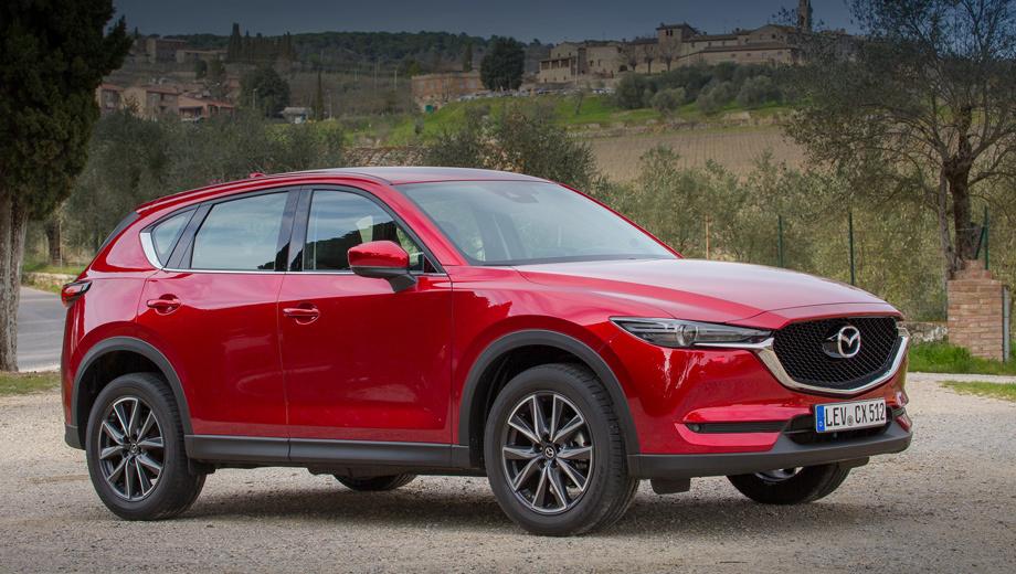 Mazda cx-5. Заказы на Мазду CX-5 второй генерации российские продавцы уже оформляют, а первые автомобили доберутся до шоу-румов 18 июня 2017 года. Реализация дизельных модификаций пока не планируется.