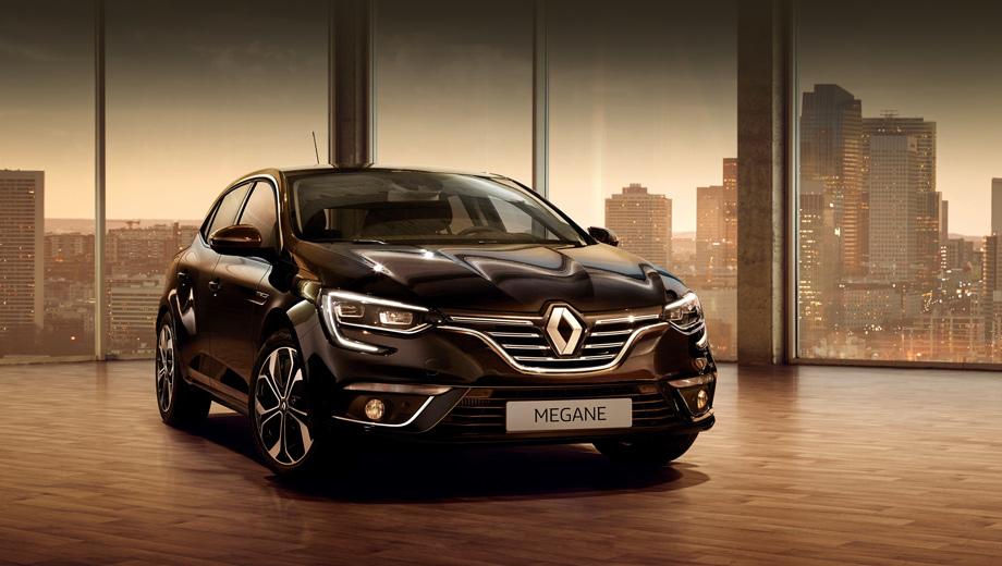Renault megane. Ограниченная серия основана на и без того небедной комплектации Intens и дополнена рядом оригинальных элементов, в частности двухцветными легкосплавными колёсными дисками Grand Tour на 18 дюймов.