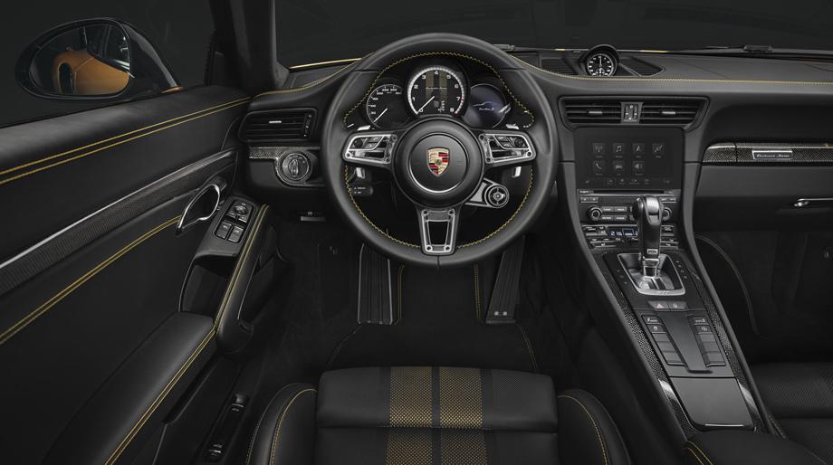 Порше выпустит самую сильную модификацию 911 Turbo S