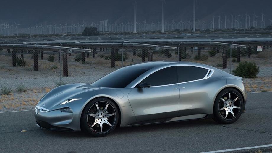 Fisker emotion. Только в конце августа американцы покажут автомобиль живьём, а пока продолжают подогревать интерес к нему за счёт цепочки тизеров.