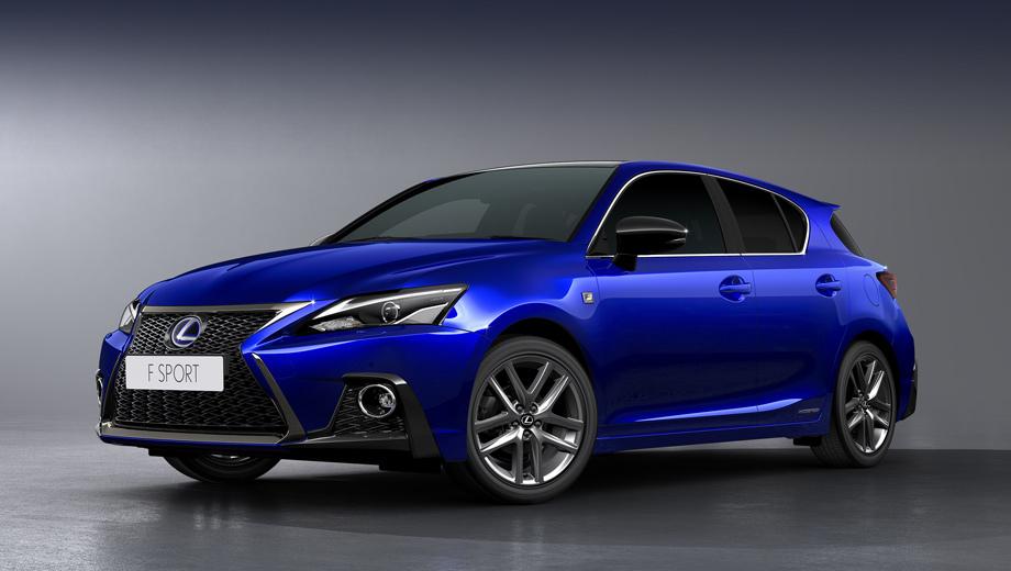 Lexus ct. С декабря 2010 года по май 2017-го в мире продано более 300 000 экземпляров CT 200h. Для премиального гибрида — прекрасное достижение.