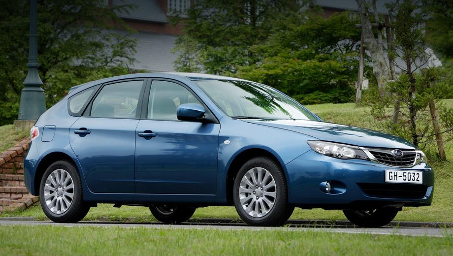 Subaru отзывает вРоссии более 24 тысяч машин Impreza иForester
