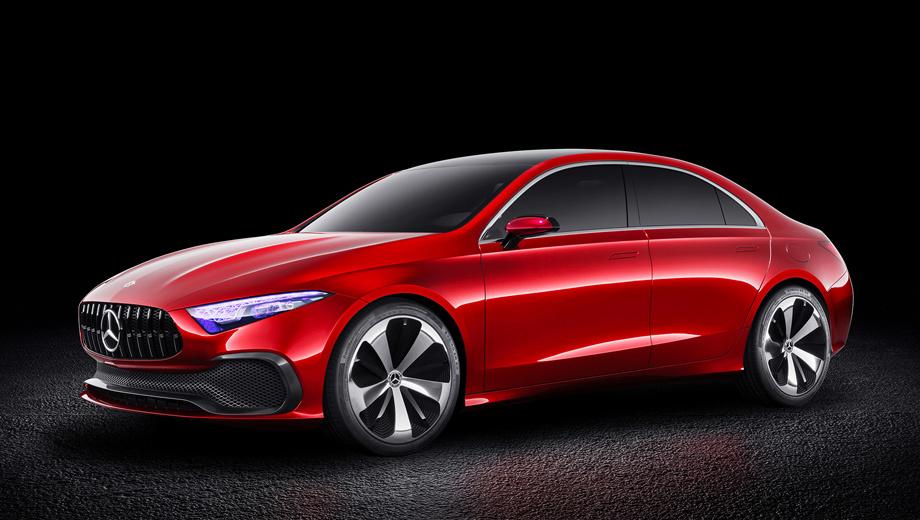 Mercedes cla. Как пишет немецкая пресса, в апреле 2018-го дебютирует хэтчбек Mercedes A-класса, а в октябре того же года — одноимённый седан. А менее практичный CLA второй генерации появится в 2019-м. А вообще, на базе MFA2 создадут в общей сложности восемь моделей.