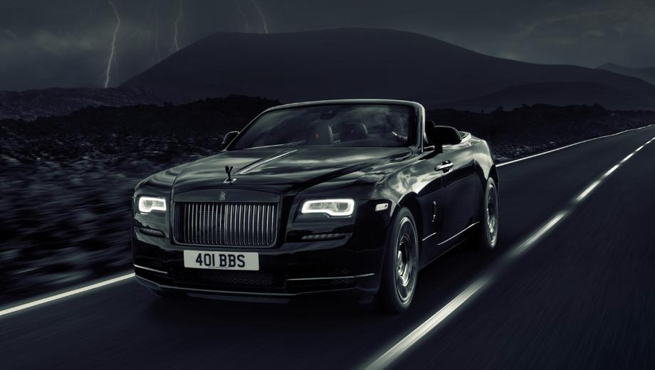 Rollsroyce dawn. Серия Black Badge адресована молодым бунтарям, успешным нонконформистам, нацелена на привлечение нового поколения клиентов к марке Rolls-Royce.