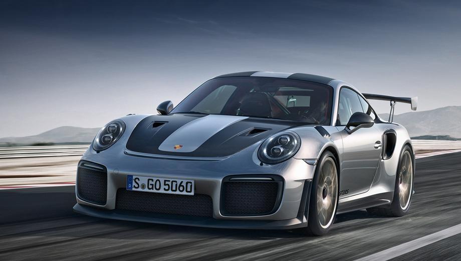 Porsche 911,Porsche 911 gt2,Porsche 911 gt2 rs. Дилеры Porsche уже начали приём заказов на заднеприводный 911 GT2 RS. Стартовая цена ― 19 245 000 рублей. Для сравнения, за 607-сильный полноприводный Porsche 911 Turbo S Exclusive Series просят от 17 188 000 рублей. А Lamborghini Huracan ещё доступнее ― от 15 млн рублей.