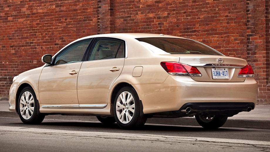 Toyota avalon цена: купить тойота авалон бу