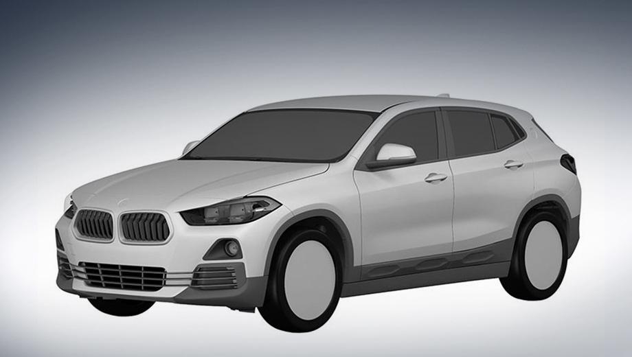 Bmw x2. По неофициальной информации, BMW X2 по длине и ширине, которые составят 4,44 и 1,82 м, будет очень близок к соплатформенному X1, а отличительной чертой станет заниженная на пару сантиметров крыша. Дорожный просвет ожидается на уровне 18 см.