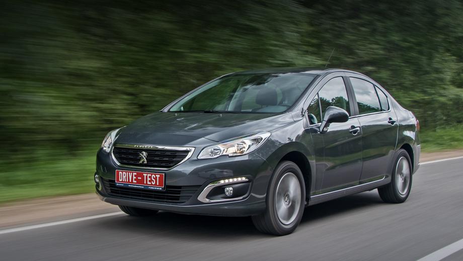 Peugeot 408. От миллиона рублей. Хотя есть и промоверсия Entry без кондиционера за 950 тысяч. Дизель предлагается только в средней комплектации за 1,12 млн — на 70 тысяч дороже, чем бензин с «механикой». Топовому 150-сильному мотору положен лишь «автомат» — и это уже 1,21 млн.