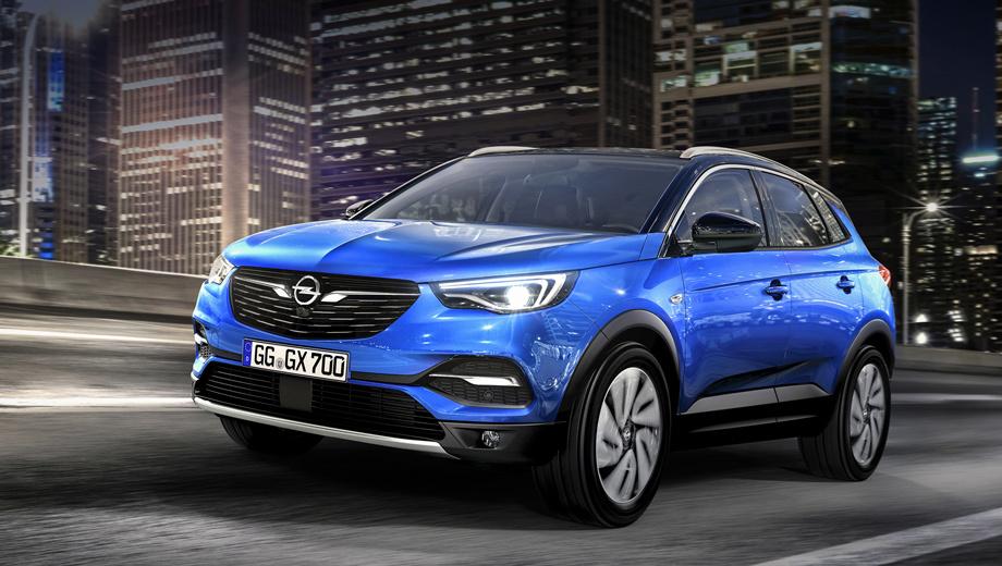 Opel grandland x. Соплатформенный Peugeot 3008 поделился с моделью Opel Grandland X далеко не всеми моторами. Например, двигатели 1.6 THP (165 л.с.), дизели 1.6 BlueHDi (100) и 2.0 BlueHDi (150, 180 л.с.) не ставятся на немецкие автомобили.
