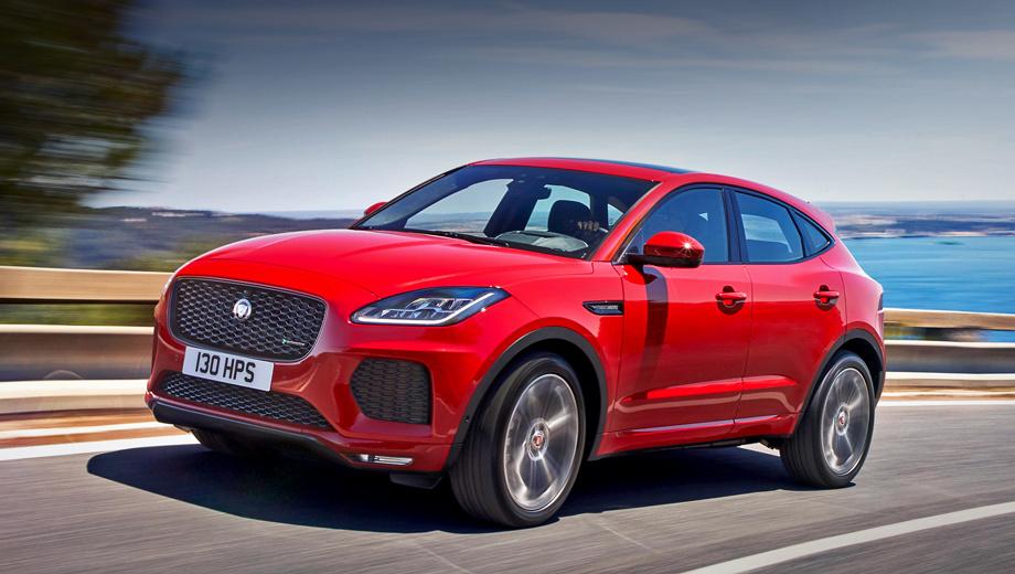 Jaguar e-pace. Для модели E-Pace не хватило места на заводах в Англии. Поэтому городской кроссовер станет первым Ягуаром, который будут делать на предприятии Magna Steyr в Граце. Машины для Китая, где продажи начнутся в 2018 году, планируется выпускать на заводе Chery Jaguar Land Rover в Чанше.