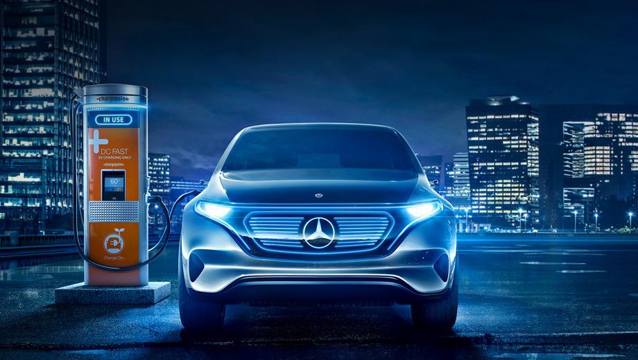 Mercedes eq,Chery eq. Из концепта Generation EQ к 2025 году должно вырасти десять моделей. Раньше их будущие имена писались раздельно, как у хэтча EQ A, ожидаемого в сентябре. Теперь, видимо, мы получим EQC, EQE, EQS и далее по списку.