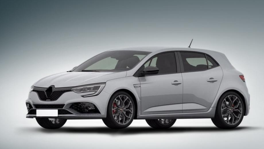 Renault megane,Renault megane rs. Мировой дебют спортивного хэтчбека планируется на мотор-шоу во Франкфурте осенью 2017 года. По слухам, цена составит 27−28 тысяч фунтов стерлингов. Для сравнения, Megane GT (205 л.с.) стоит 25 500 фунтов, а Honda Civic Type R (320 сил) ― 30 995.