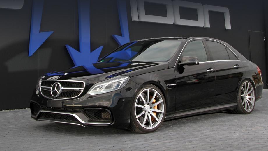 Mercedes e amg. Бюро по-прежнему экспериментирует с генерацией W212, вероятно, из-за объёмного битурбомотора V8 5.5. Ведь седан W213 в аналогичной AMG-вариации «усох» в объёме до четырёх литров.