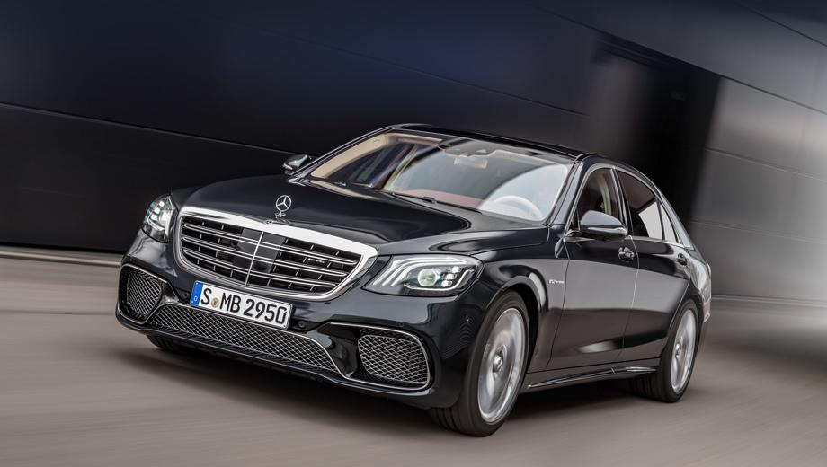Mercedes s. Цены на «эски» с шести- и восьмицилиндровыми агрегатами были объявлены ещё в начале июня. Поставки 12-цилиндровых машин ожидаются в сентябре.