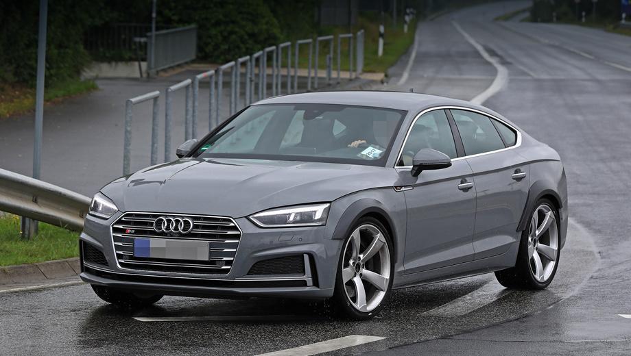 Audi rs5. В Германии за купе Audi RS5 просят от 80 900 евро. Предположительно, хэтчбек RS5 Sportback будет стоить столько же. Для сравнения, седаны BMW M3 (431 л.с.) и Mercedes-AMG C 63 (476 сил) оцениваются в 77 500 и 76 398 евро соответственно.