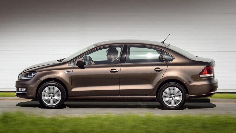 Седан VW Polo получит цифровую приборную панель