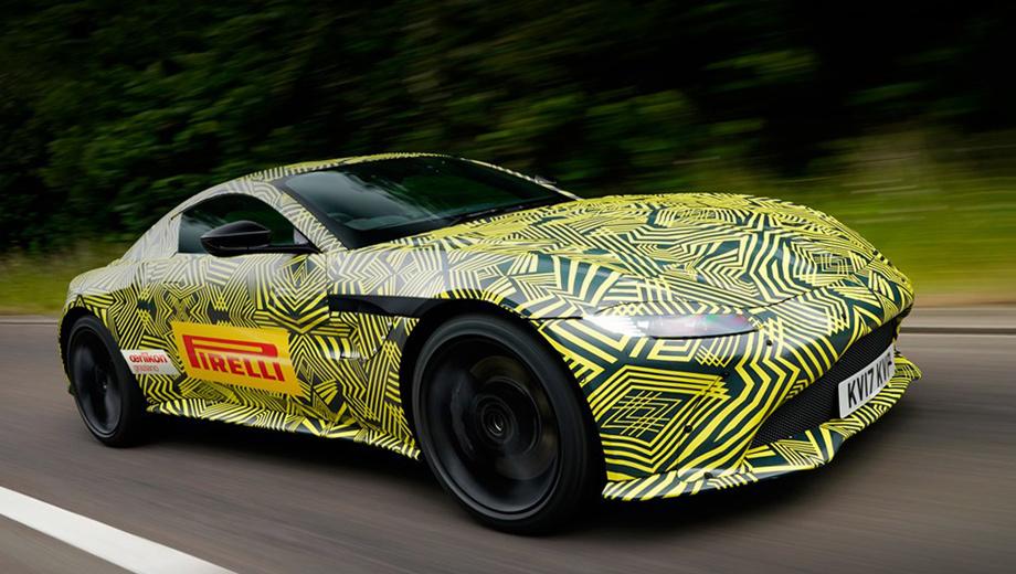 Aston martin vantage. В семействе Aston Martin Vantage будут купе и родстеры, версии с двигателями V8 и V12, а также AMR-исполнения, ориентированные на трек. Начальная цена на новый Vantage составит около 100 тысяч фунтов стерлингов, хотя нынешний стоит от 95 тысяч.