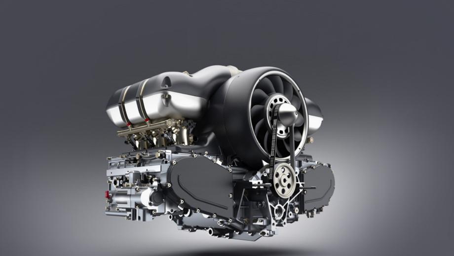 Porsche 911. Глава ателье Дикинсон назвал новую кооперацию следующим уровнем в восстановлении и модификации Porsche 911.