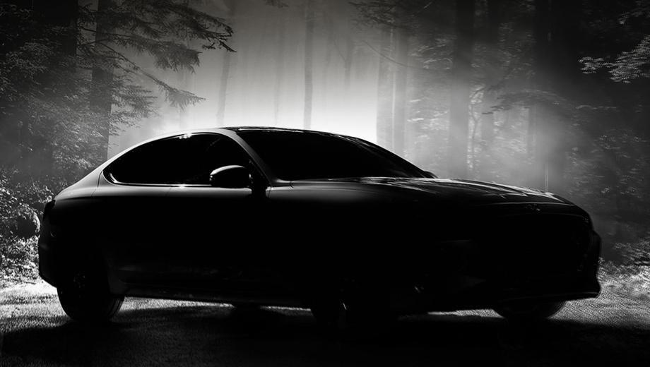 Genesis g70. Главным конкурентом нового седана корейцы называют «трёшку» BMW и обещают превзойти её по характеристикам. Другие соперники — Mercedes C-класса и Audi A4.