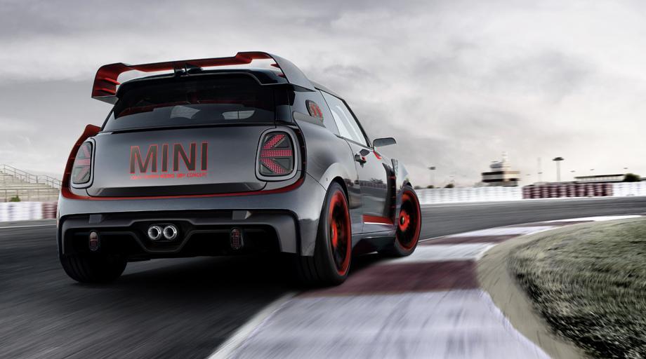 концепт Mini Jcw Gp рассказал о любви марки к автоспорту драйв