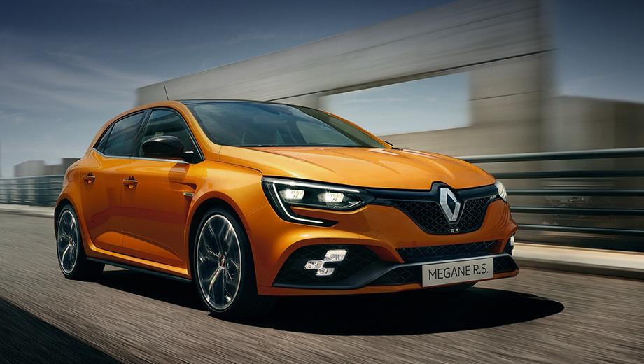 Renault megane rs,Renault megane. Впервые увидеть живьём Renault Megane RS третьей генерации общественность сможет на автосалоне во Франкфурте, который через пару дней откроется для посетителей. По неофициальной информации, в Германии автомобиль будет стоить около 33 тысяч евро.