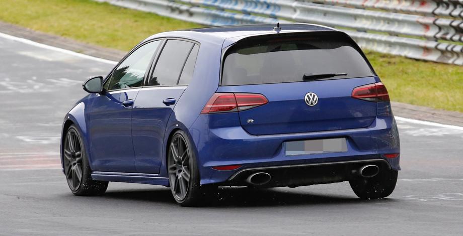 VW проводит тестирования «заряженной» версии T-Roc