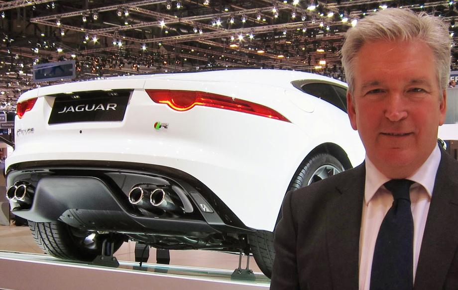 Новый полноприводный джип Лэнд-Ровер: роскошь, электричество и неимоверное название