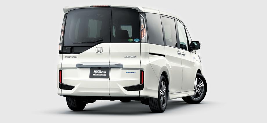 Honda step wagon spada