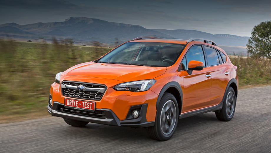 Subaru xv. К новому XV вернулась доступная версия 1.6 (114 л.с.) ― как раз за 1,6 млн рублей за единственную комплектацию. Двухлитровые машины (150 л.с.) обойдутся в 1,7–2 млн. Все XV ― полноприводные. Альтернативы вариатору нет.