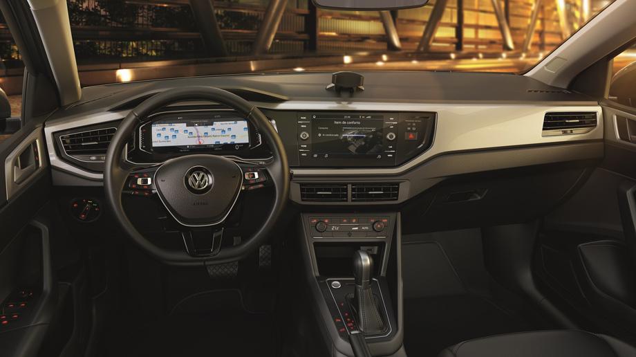 Вweb-сети интернет появилось изображение новой версии седана VW Polo 2018