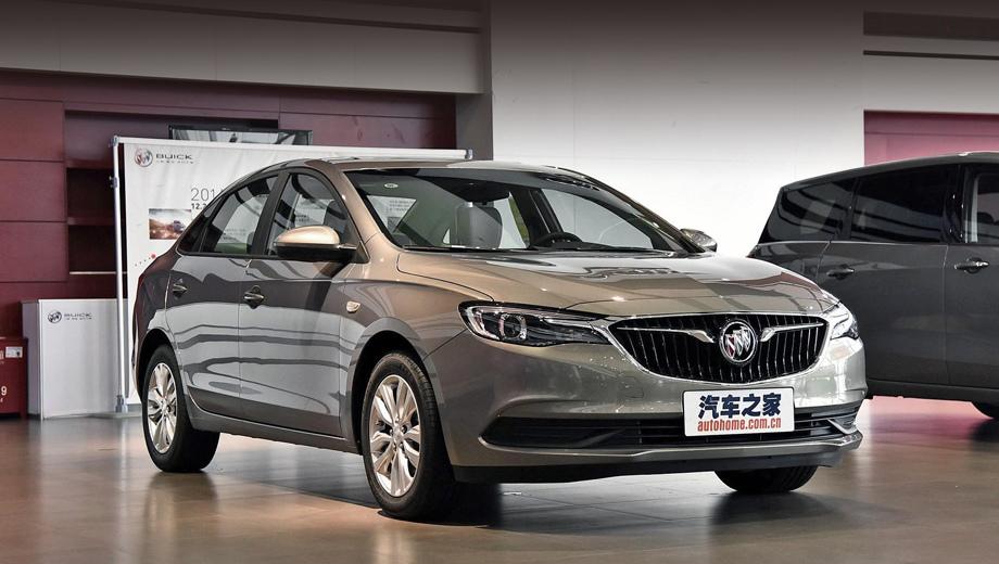 Buick excelle gt. Выпускающийся с 2015 года на совместном предприятии SAIC-GM седан Excelle является одним из самых популярных в Китае автомобилей С-класса (длина 4587, база 2640 мм).