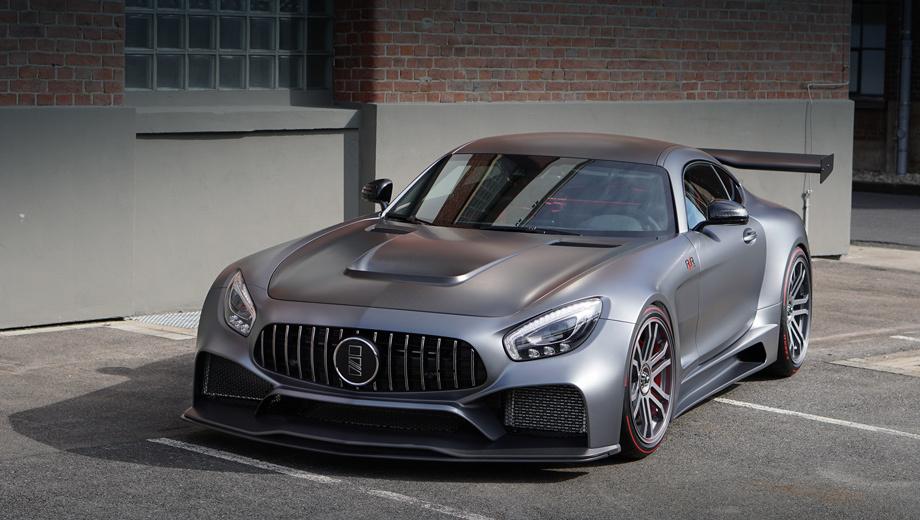 БМВ может сделать конкурента Mercedes-AMG Project One