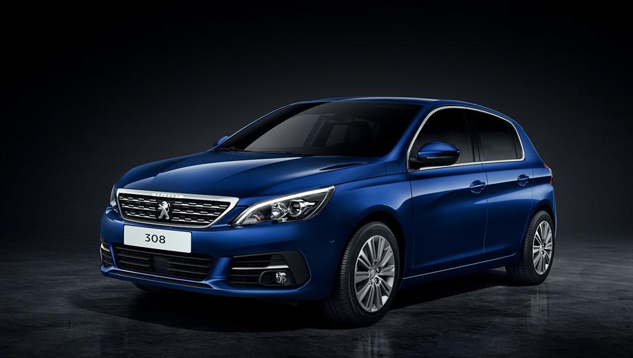 Peugeot 308. С трёхцилиндровым мотором, турбодизелями, мочевиной AdBlue и «механикой» пусть балуется Европа, а в России «триста восьмой», Автомобиль 2014 года, обречён на звание раритета.