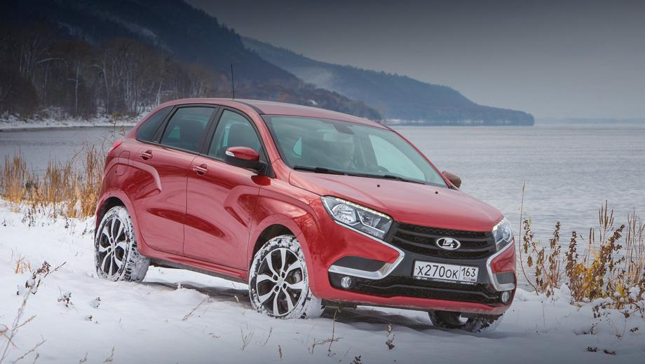 Lada xray. Xray остаётся лидером по темпам роста продаж среди всех Лад. При сравнении октябрей нынешнего и прошлого годов прибавка составила 62,4%, а если сопоставить 10 месяцев — 78,9%. В рейтинге популярных автомобилей в России хэтч занимает восьмую строчку.