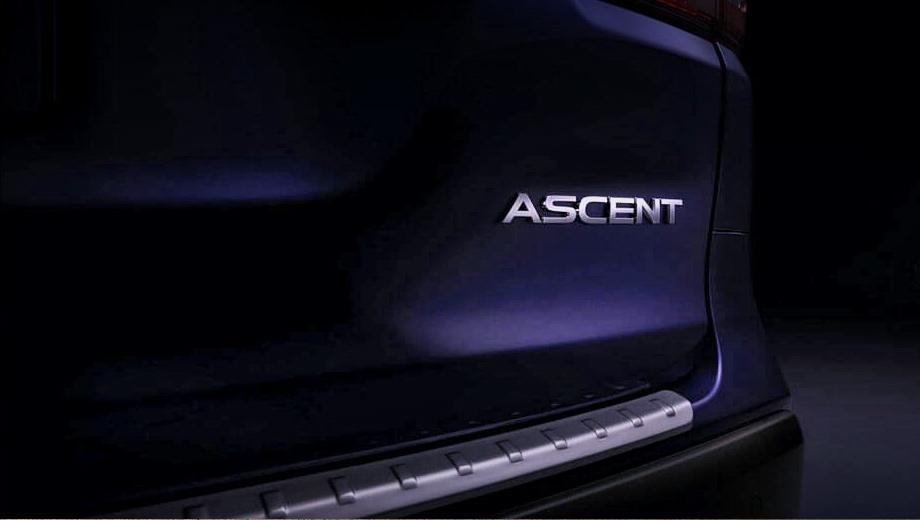 Subaru ascent. Семиместной новинке Subaru Ascent (в переводе с английского «восхождение») будет легко превзойти по продажам модель-предшественницу Tribeca. Последняя в Штатах разошлась тиражом 76 774 машины с 2005-го по 2014 год.