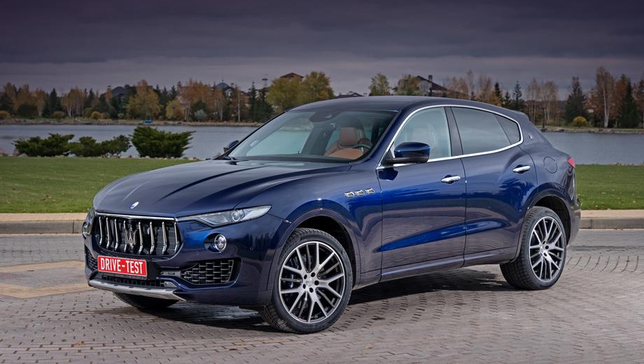 Maserati levante. Дилеры оперируют ценами в евро. Базовый Levante с дизелем (275 л.с.) стоит 5,3 млн рублей на момент публикации. Версия с бензиновым V6 (350 л.с.) — от 5,53 млн, а Levante S, как тестовый, — минимум 7,1 млн. Уходящий Cayenne Diesel (245 л.с.) отдают за 4,9 млн, а «эску» (430 л.с) — за 6,2 млн.