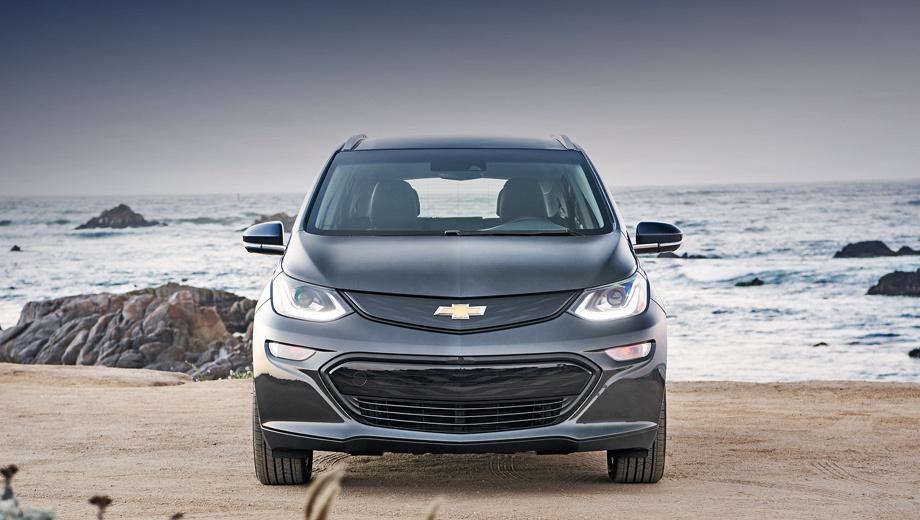 Chevrolet bolt. В настоящий момент базовый Bolt в США оценивается в $37 495 (2,2 млн рублей), но с учётом федеральных субсидий его можно купить за $29 995 (1,8 млн). Уже продано более 17 000 экземпляров.