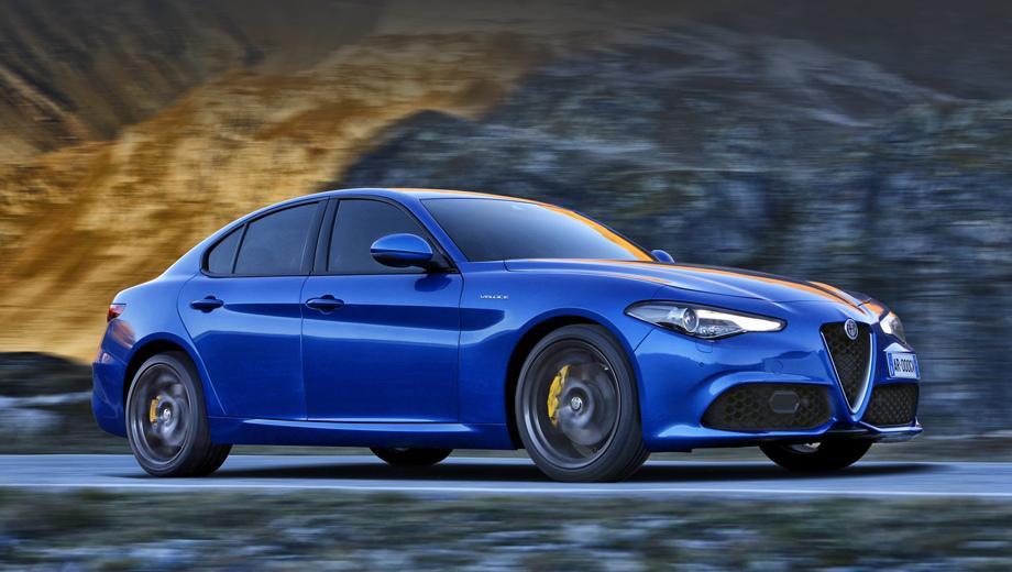 Alfaromeo giulia. Модель Giulia появилась в 2015 году и с тех пор успела собрать полтора десятка наград.