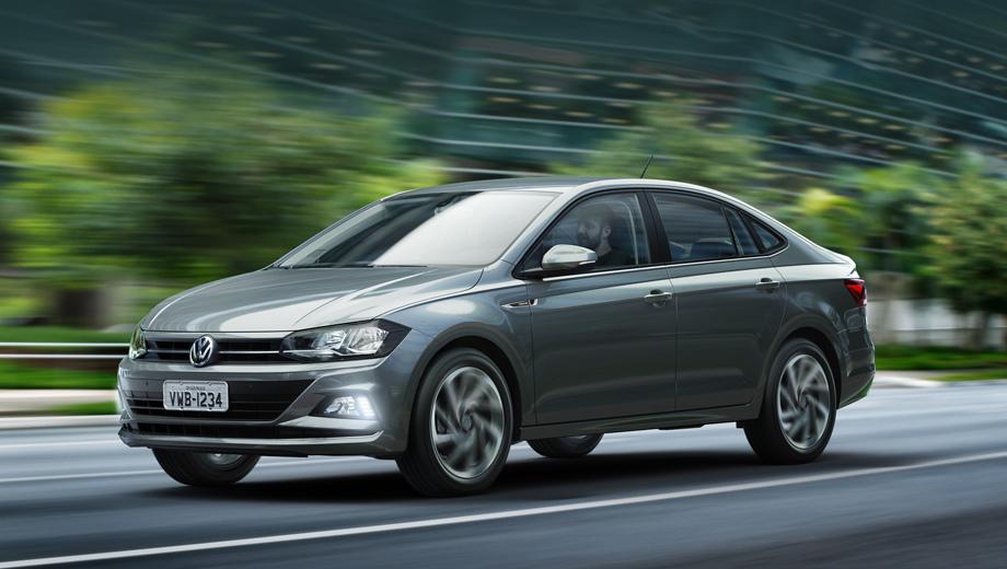 Volkswagen virtus. Длина нового седана — 4,48 м против 4,39 у Polo уходящего поколения. Колёсная база равна 2,65 м (было 2553), в ширину Virtus насчитывает 1751 мм, в высоту 1468 против 1699 и 1467 у предшественника.