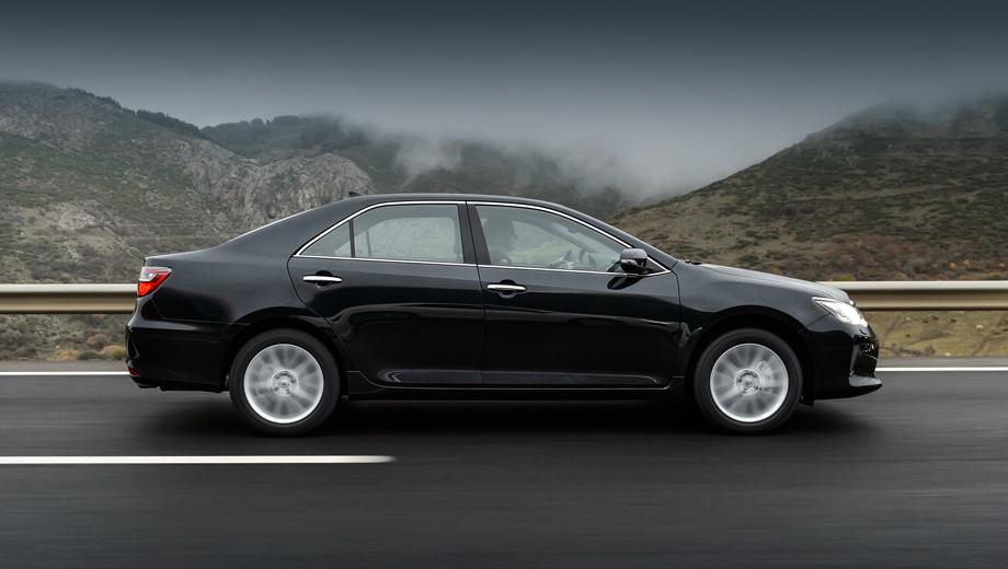 Седан <b>Toyota</b> Camry возглавил рейтинг риска угона в Москве ...
