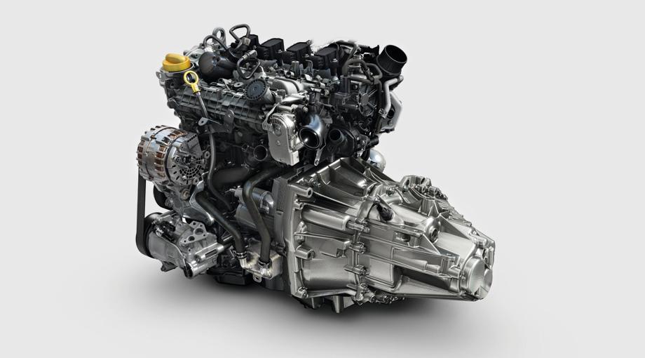 Renault показал новый мощный двигатель