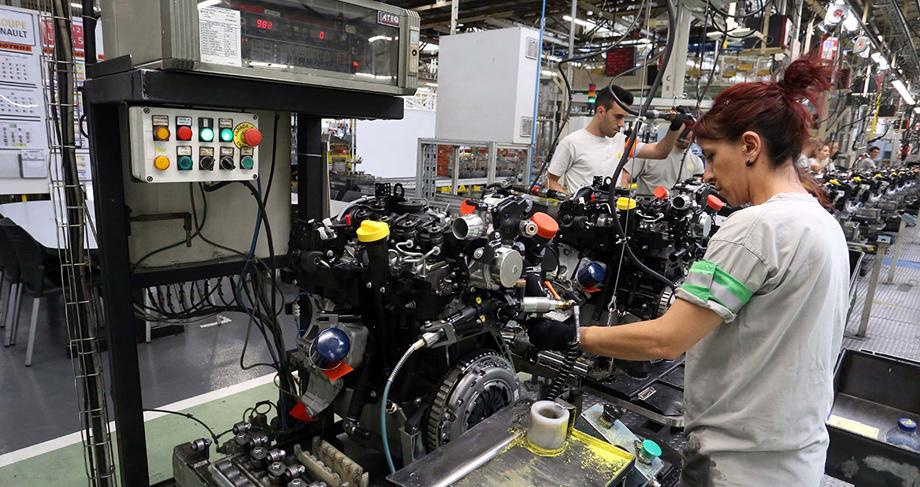 Renault-Nissan иMercedes представили новый турбомотор